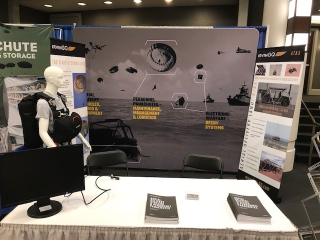 IrvinGQ LLP & LLRP on display at PIA 2019