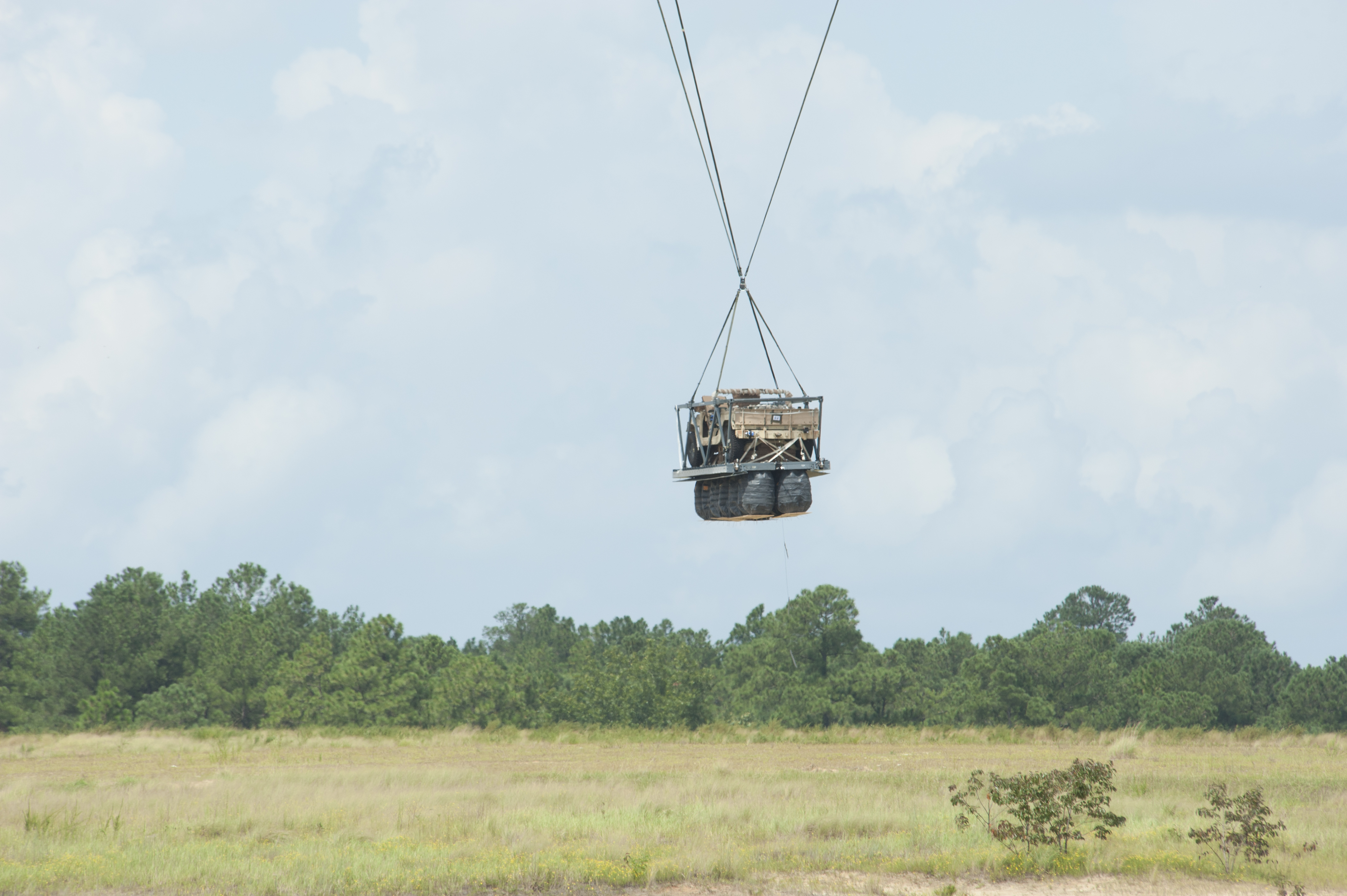 IrvinGQ medium weight loads aerial delivery airdrop system