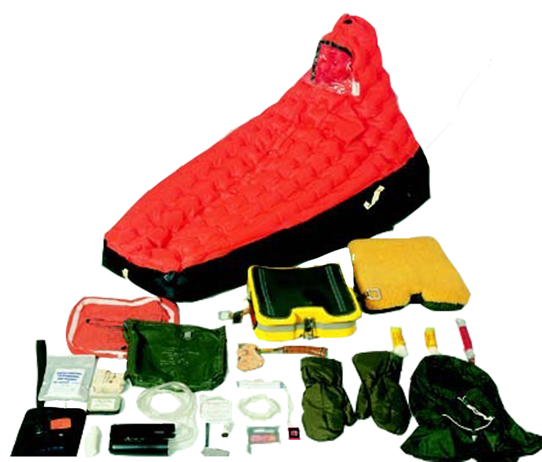 IrvinGQ PSP Personal Survival Packs - Search and Rescue
