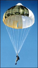 IrvinGQ Aeroconical Type 5000 canopy
