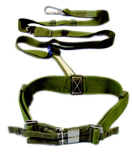 safety despactcher belt aircrew safety belt irvingq formerly airborne systems