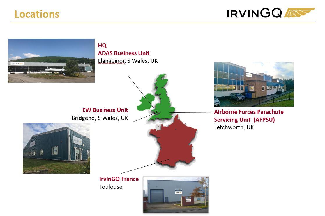 IrvinGQ location map