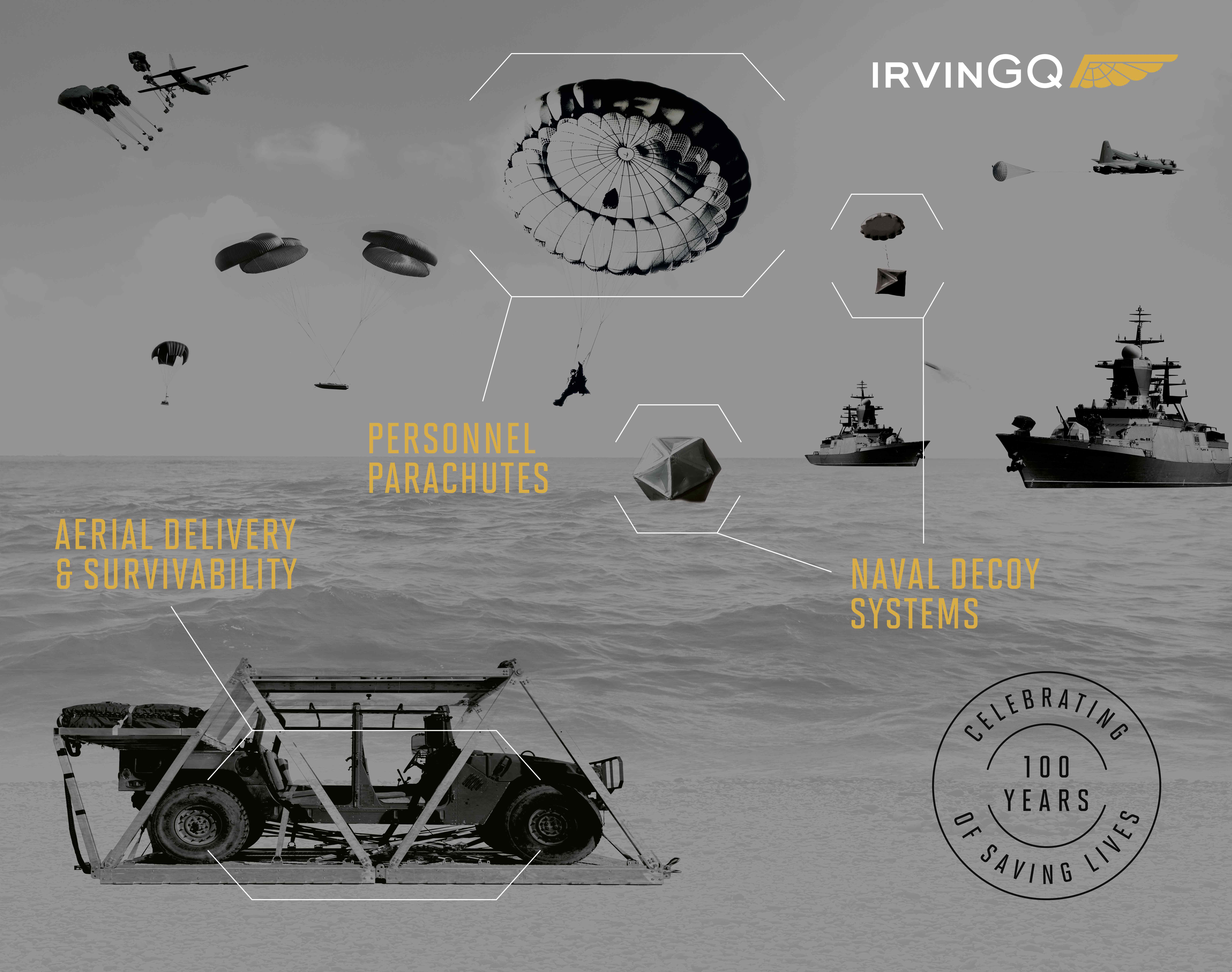 IrvinGQ products