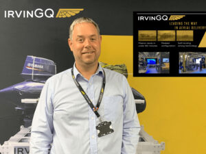 Mark Steer IrvinGQ Vice President of Operations