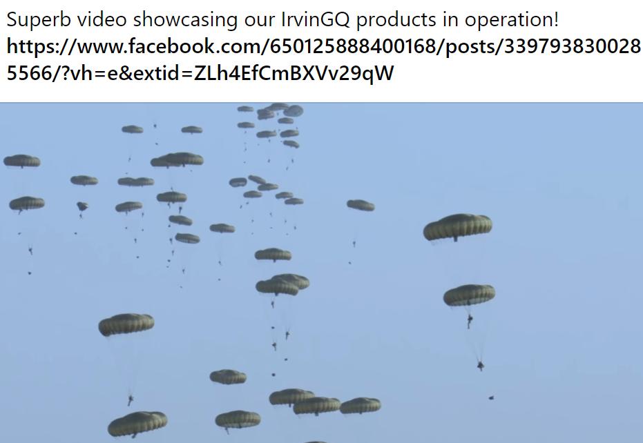 IrvinGQ LLP Ukraine Operation